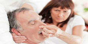 What's the best way to stop snoring?