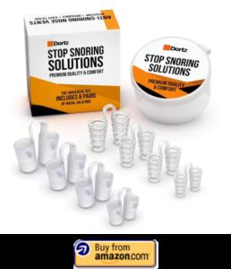 Dortz Anti-Snoring Solution