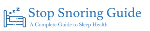 Stop Snoring Guide