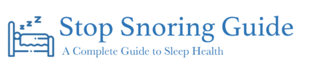 Stop Snoring Guide